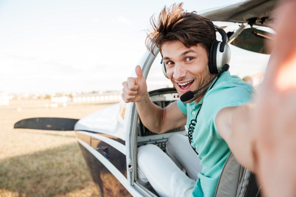 Diventa pilota privato