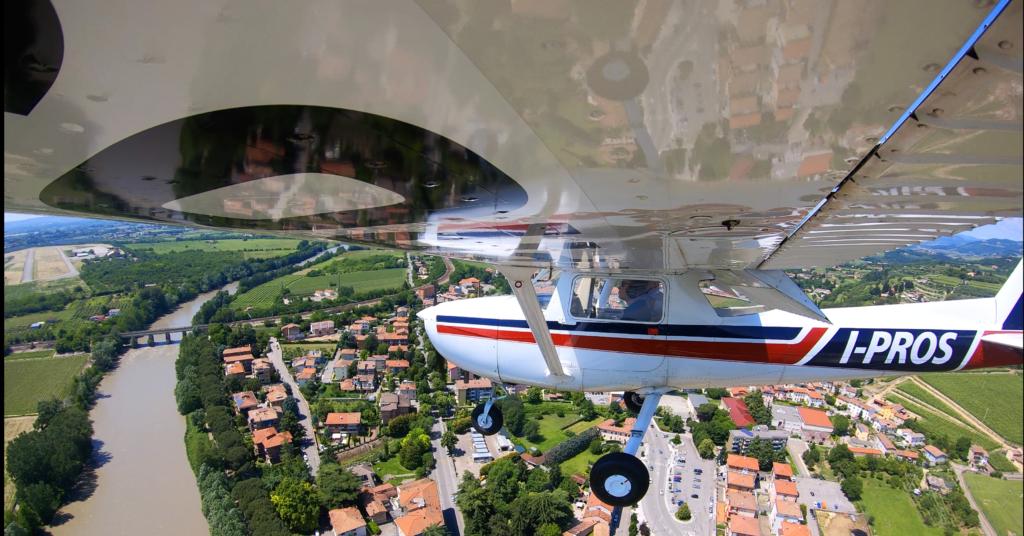 Ottieni il brevetto di Pilota privato con Asteraviation