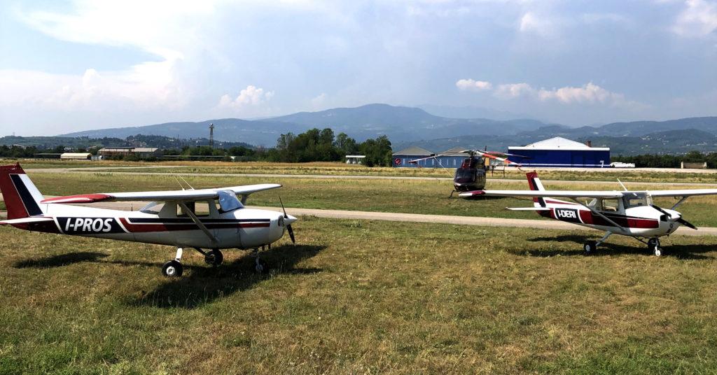 Aeroplani della flotta Asteraviation