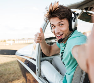 Corso per pilota privato presso l'accademia Asteraviation