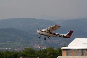 La flotta di Asteraviation comprende numerosi aeroplani con sede in Boscomantico