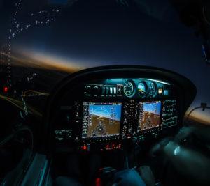 Corso di abilitazione al volo notturno